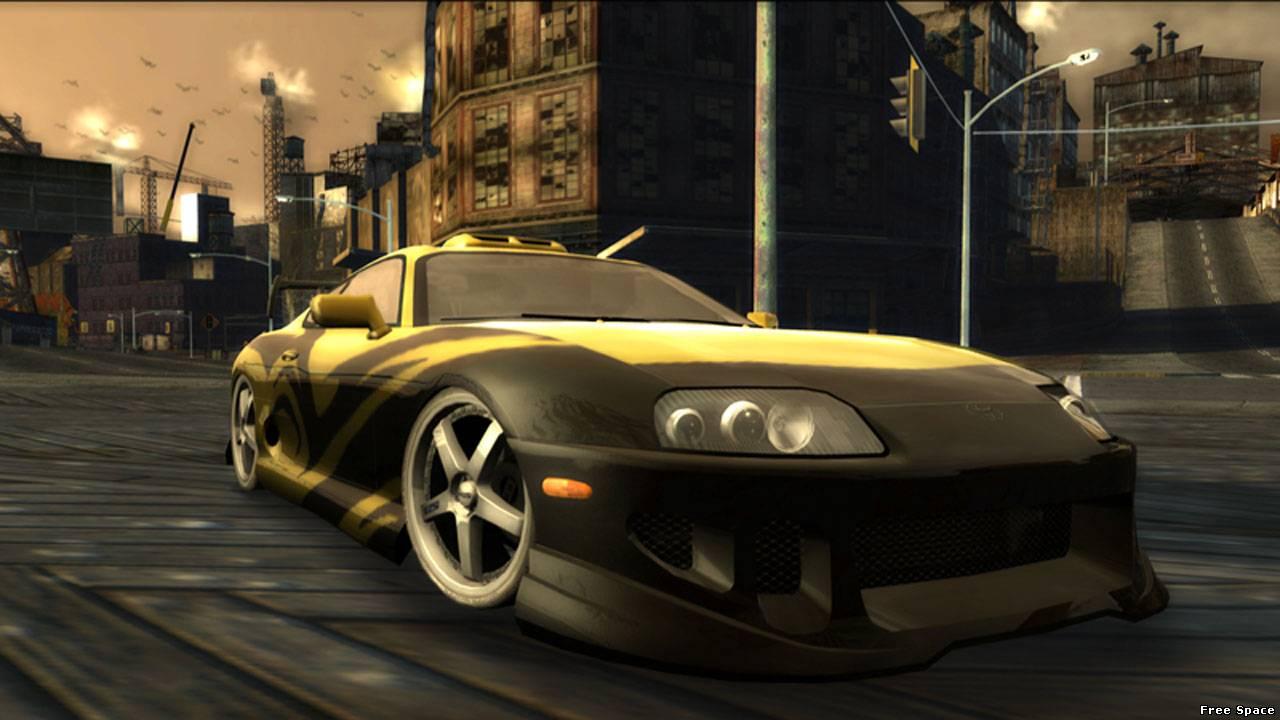 При использовании кадров из игры Need For Speed Most Wanted ссылка на